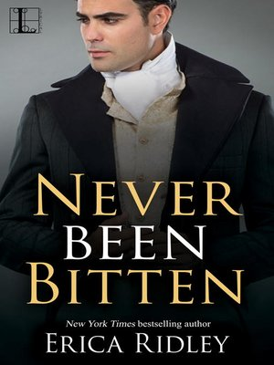 cover image of Never Been Bitten